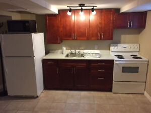 Apartment on College Street for rent