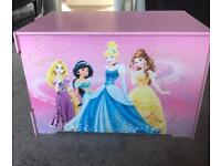 Disney princess toy box