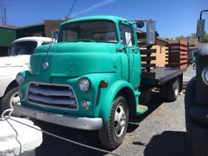 1955 Dodge Coe (cabover)