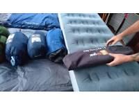 Camping sleeping set