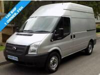 62(12) FORD TRANSIT 350 MWB HIGH ROOF 2.2 FWD 140BHP 6 SPEED DIESEL EURO 5