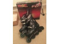 Boxed California Pro Inline Skates Size 37 or UK 4