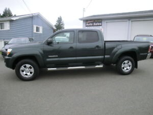 2009 Toyota Tacoma SR5 Pickup Truck double cab long box