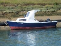 River Fishing Boat For Sale