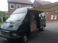 All functional campervan (offers excepted)