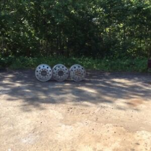 Assorted Hub Pilot Rims