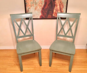 BEAUTIFUL!  Dining/Side Chairs (set of 2)