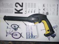 Karcher k2 Power wash gun