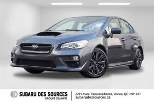 2015 Subaru WRX 4Dr 6sp $203.42 / 2 Semaines (Nouvelle arrivage)