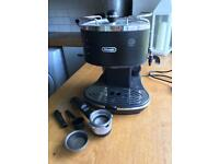 DeLonghi ECOV310.BK Coffee Machine