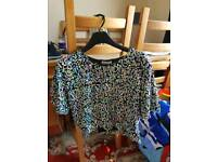 Bnwt sparkly top