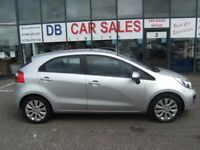 2011 61 KIA RIO 1.4 2 5D 107 BHP **** GUARANTEED FINANCE **** PART EX WELCOME ****