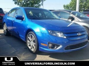 2012 Ford Fusion SEL  - Certified - Bluetooth -  Heated Seats -