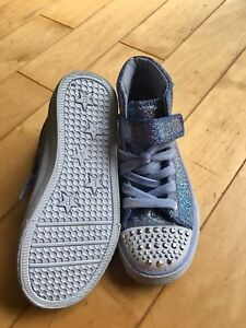 Girls size 11 sneakers