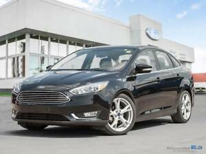 2016 Ford Focus $142 b/w pmts are tax in | Titanium