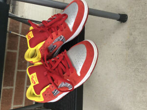 Crawfish Nike SB dunk low
