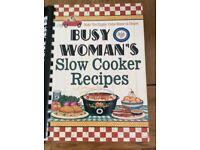 Slow cook recipe book