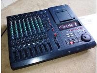 Yamaha MD8 8-track MD recorder