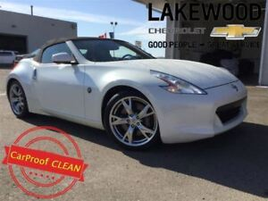 2010 Nissan 370Z Touring (Convertible, Heated Seats)
