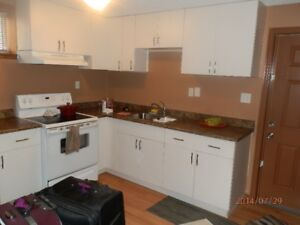 Two Bedroom Basement Suite Available For Rent In SW area