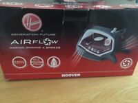 Hoover air flow iron