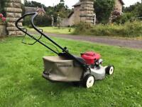 """Honda Izy 18"""" petrol lawnmower"""