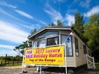 NEW: Willerby Aspen 2017, 2-Bed, Modern, Spacious, Stylish, Pendine Sands Holiday Park