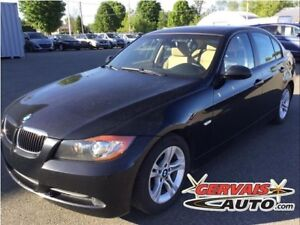 BMW 3 Series 328i Cuir Toit Ouvrant MAGS 2008