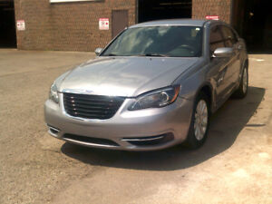 2014 CHRYSLER 200 LX..LOW K,s..CERTIFIED & E-TESTED