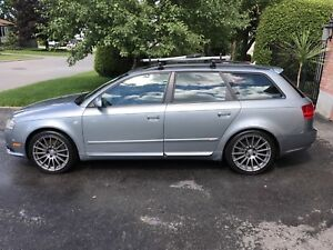 2007 Audi A4 Avant Titanium Edition – Wagon Sline 6 speed manual