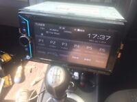 JVC KW-V30BT Double Din radio