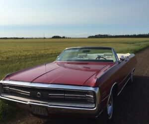 For Sale  1970 Chrysler 300 Convertable