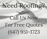 AFFORDABLE ROOFERS AND METAL ROOFING IN ETOBICOKE: 6479511723