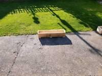 Small planters idea for patio or balcanoy