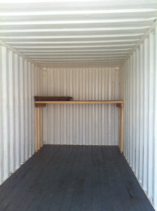 LOWEST price mini storage only $80/month, storage container