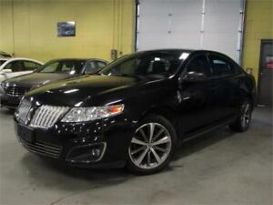 2010 Lincoln MKS/ LEATHER/ ALLOYS