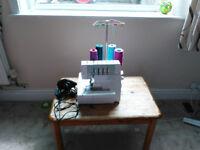 JMB JSM 1020 Overlocker Sewing Machine
