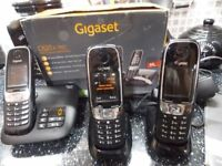 Gigaset C620A Trio Cordless Phone With Answer Machine