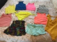 Size 8 to 10 bundle
