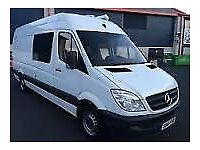mercedes sprinter or vw crafter wanted