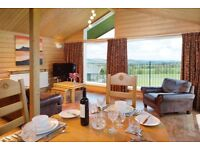 Occasional Cleaner for 5 star holiday lodges