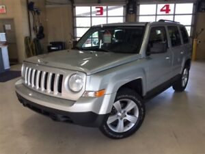 2011 Jeep Patriot NORTH.GROUPE ÉLEC.A/C.MAGS 17''.CRUISE CONTROL