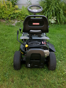 Craftman lawn  tractor  for sale