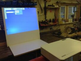 SANYO PROJECTOR NEW CONDITION MODEL PLC-XW55