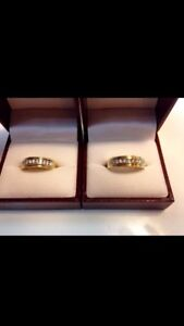 Beautiful Wedding bands or Anniversary Rings