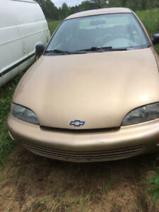 1998 Chevrolet Cavalier base Berline
