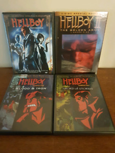 Hellboy Movie Collection