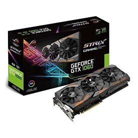 Asus Strix GeForce 1060 ROG