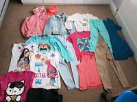 Bundle of clothes for girl size (146cm-152cm 9-10 11-12 some 12-13