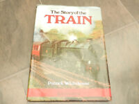 The Story of the Train by Patrick Whitehouse